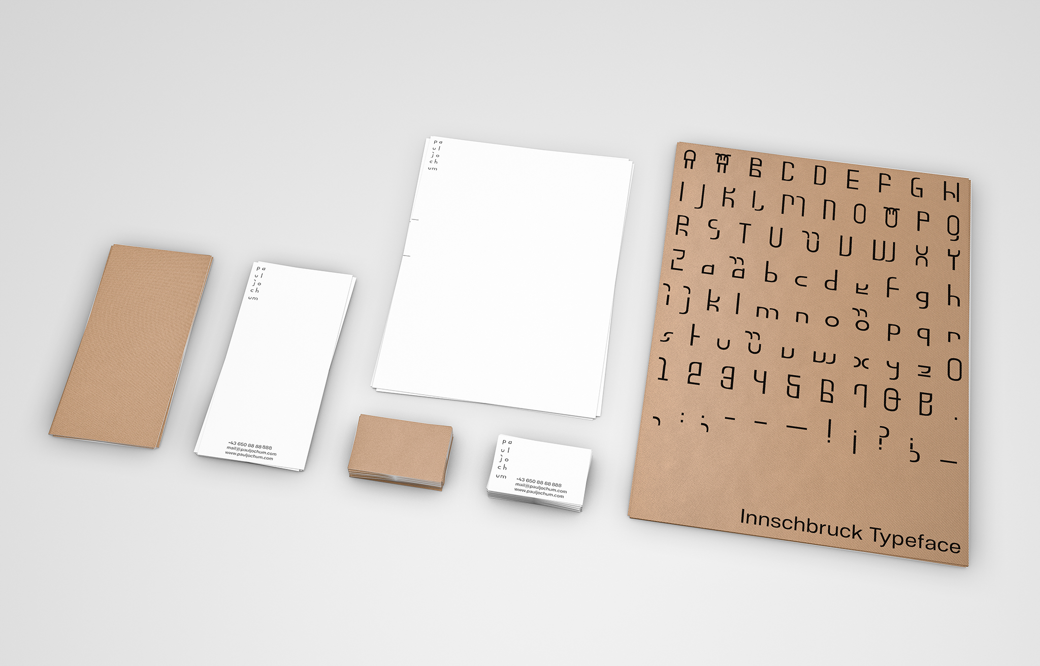 Daniel-Stuhlpfarrer_Visual-Communication_Graphic-Design_Corporate-Identity-Paul-Jochum_1_Stationery