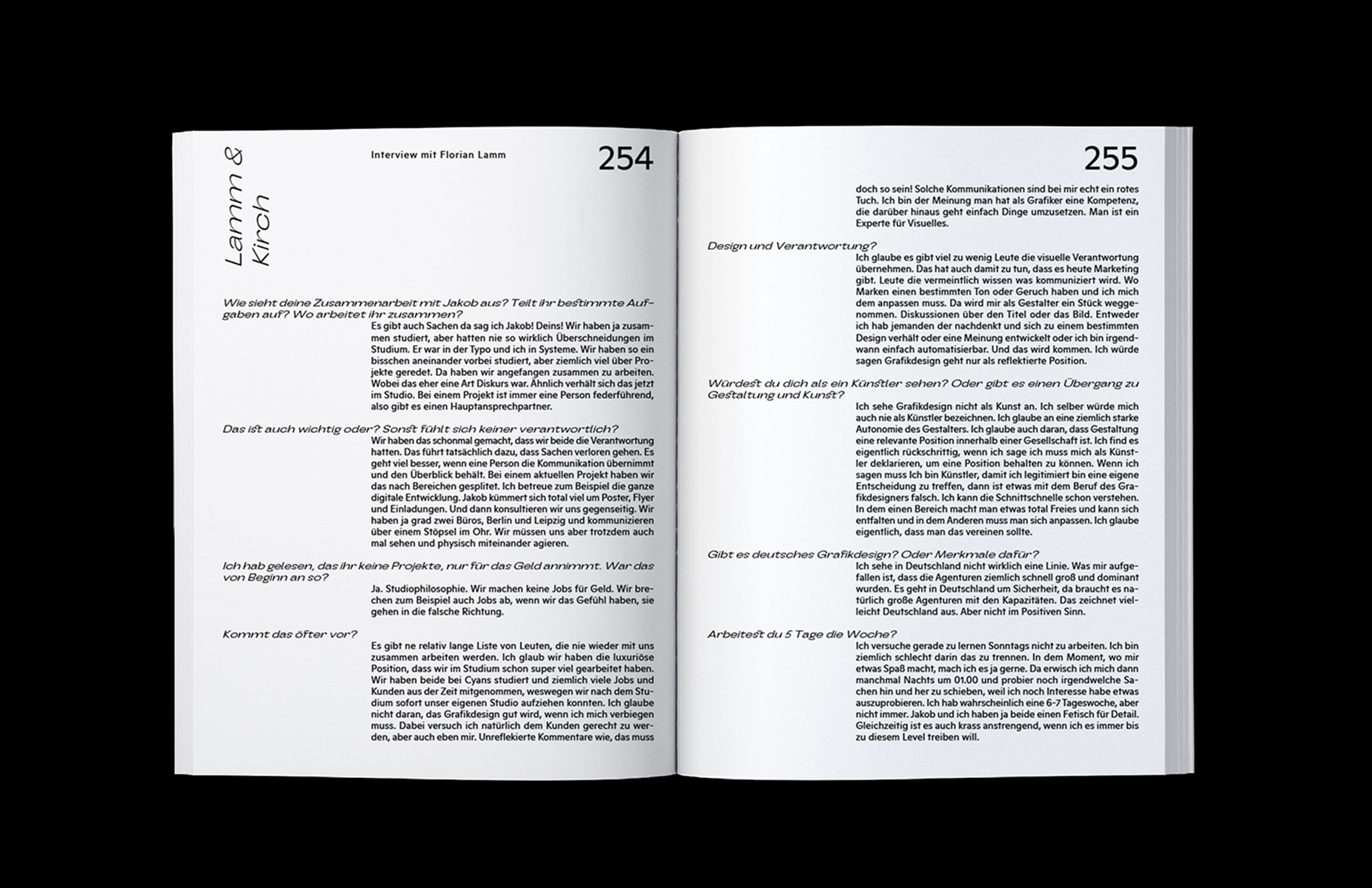 Daniel-Stuhlpfarrer_Visual-Communication_Graphic-Design_Deutsches-Grafikdesign_Book_7_Interview_lamm-und-kirch