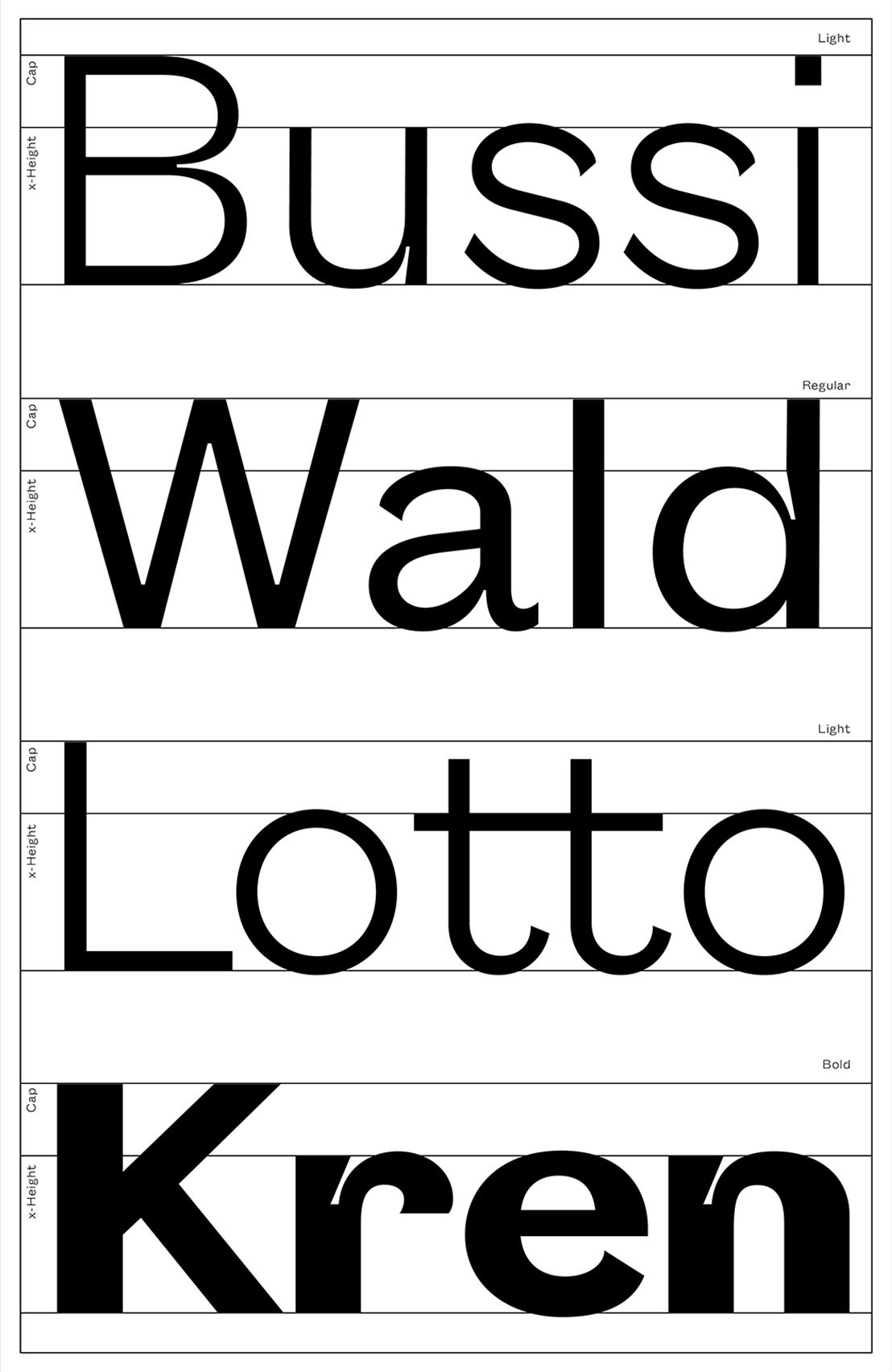 Melange Typeface