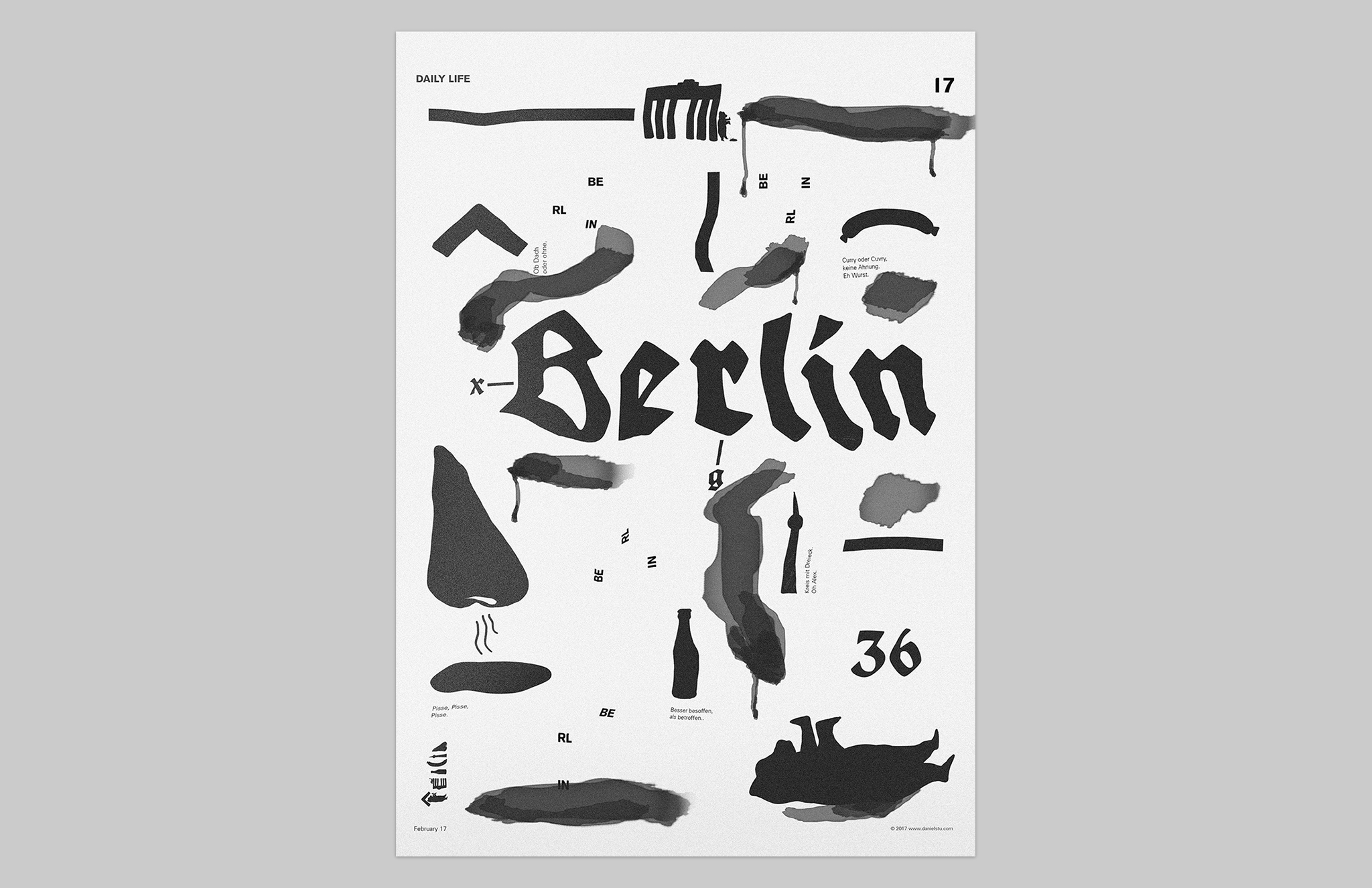 Daniel-Stuhlpfarrer_Visual-Communication_Graphic-Design_Poster_Berlin-calling_Overview