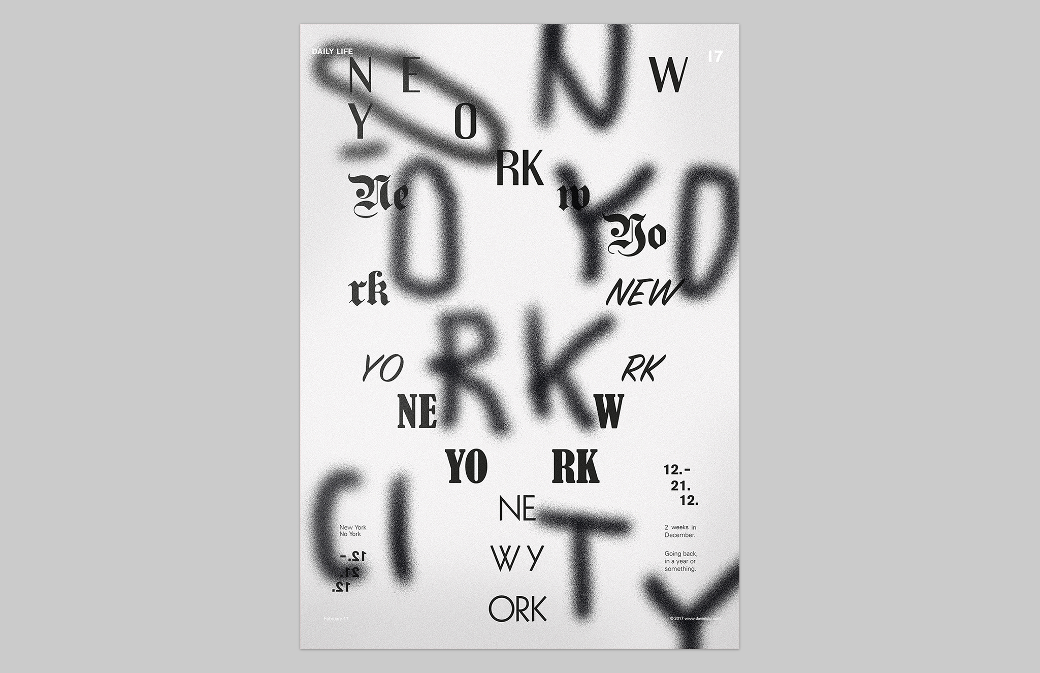Daniel-Stuhlpfarrer_Visual-Communication_Graphic-Design_Poster_No-New-York-City_Overview