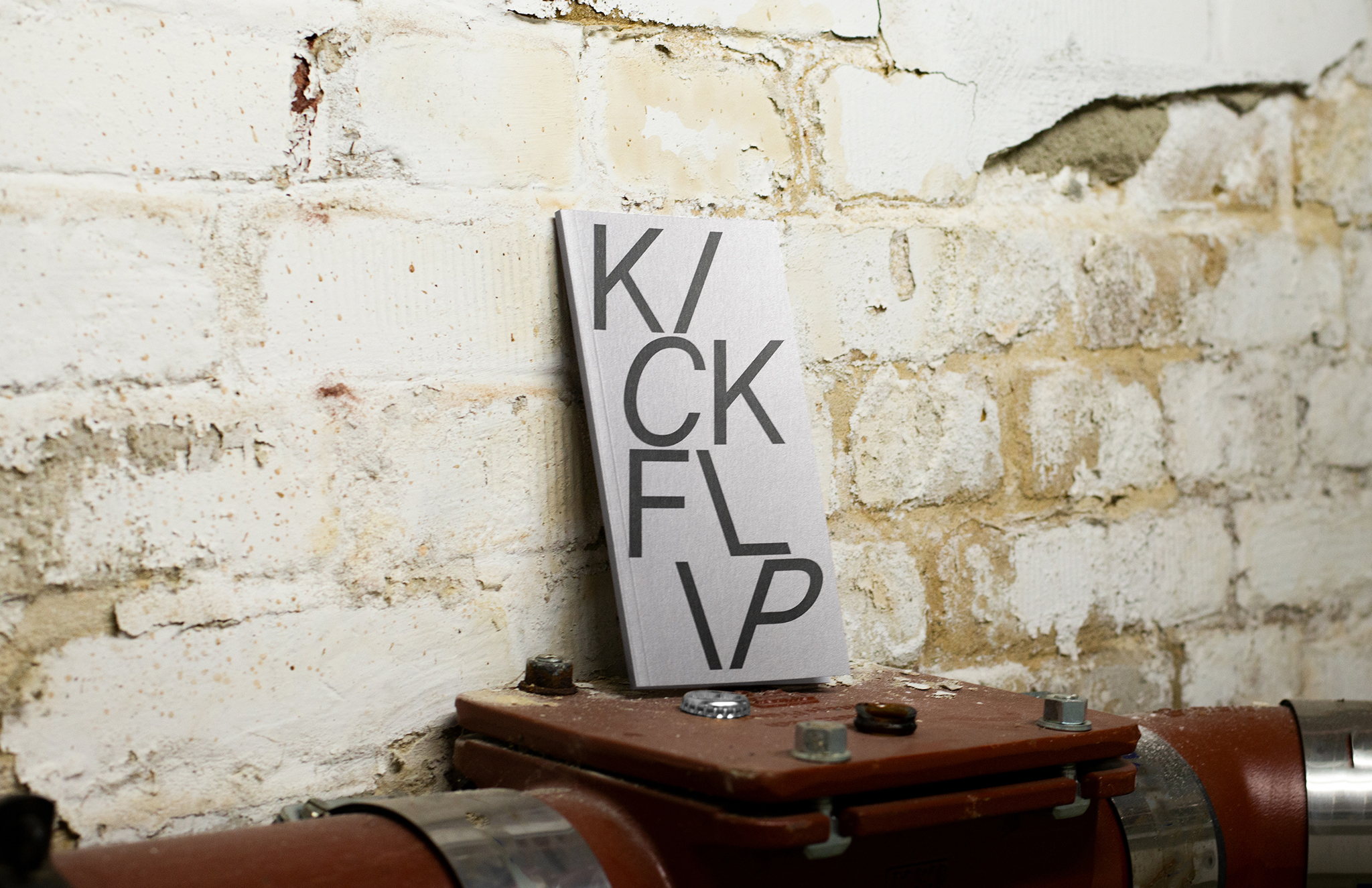 Kickflip Book Cover