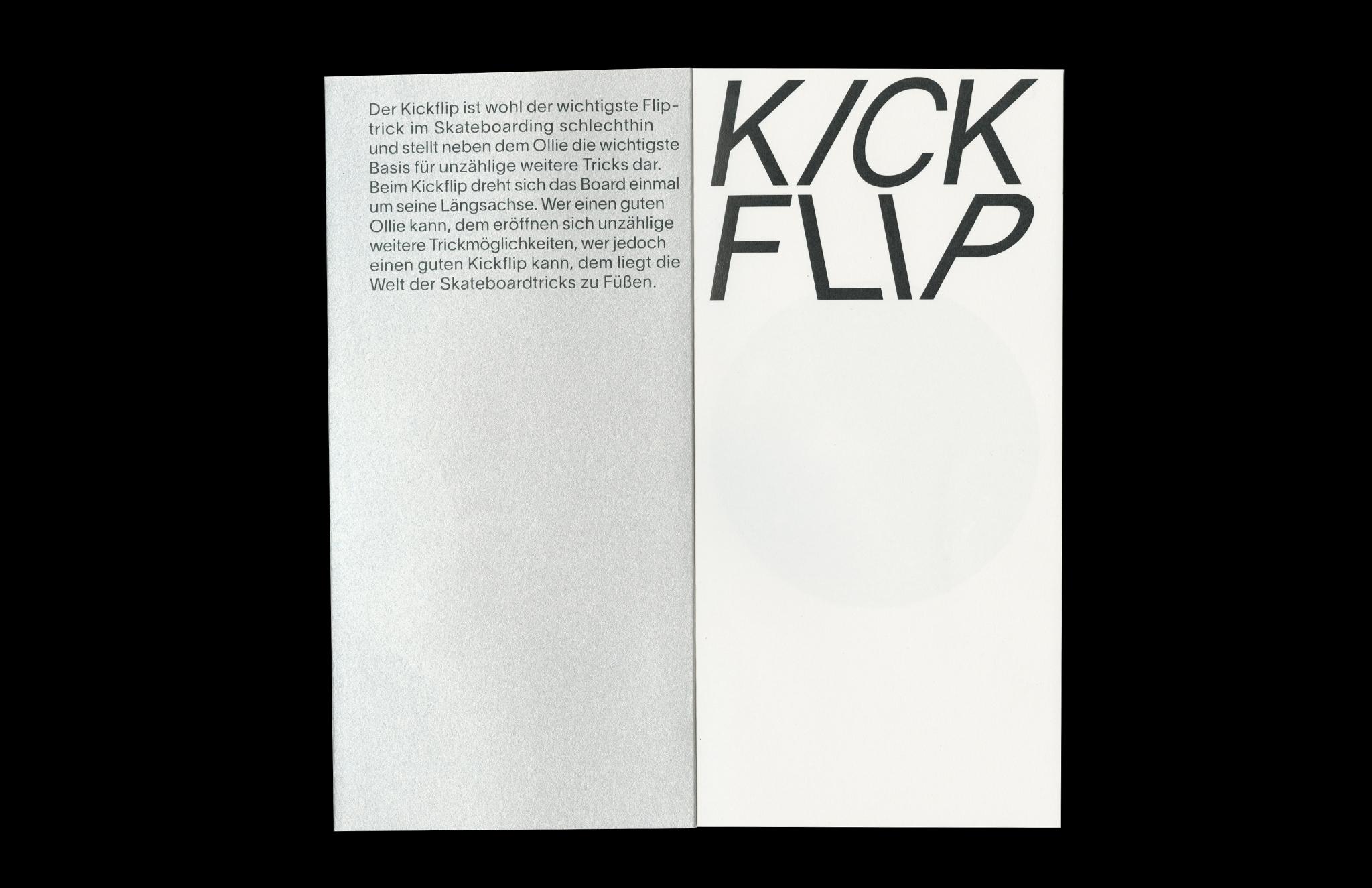 Kickflip Book Preface
