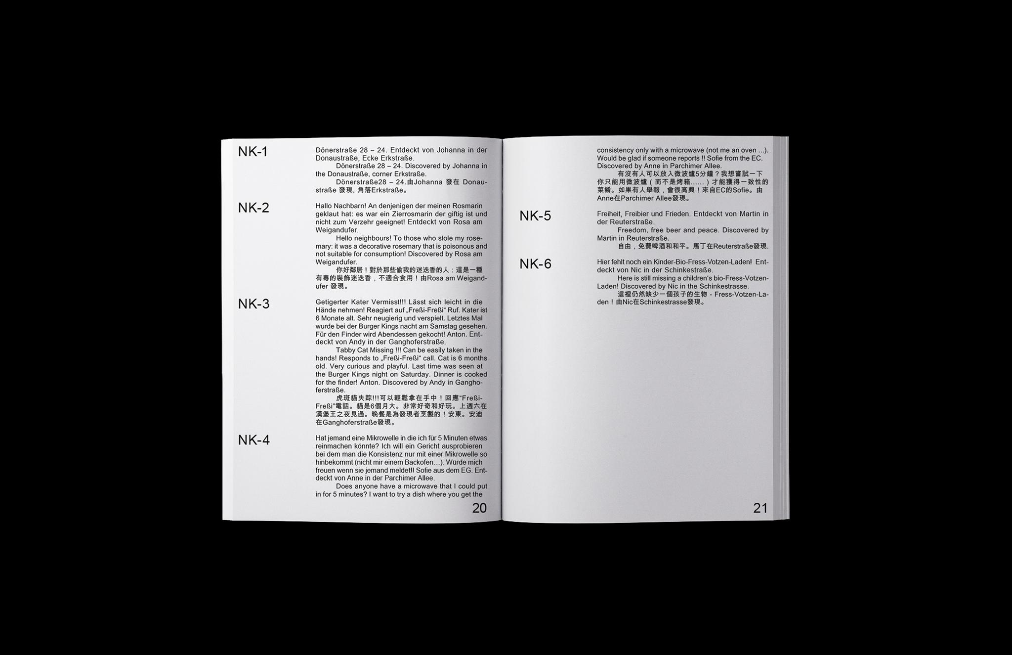 Notes of Berlin Book Description