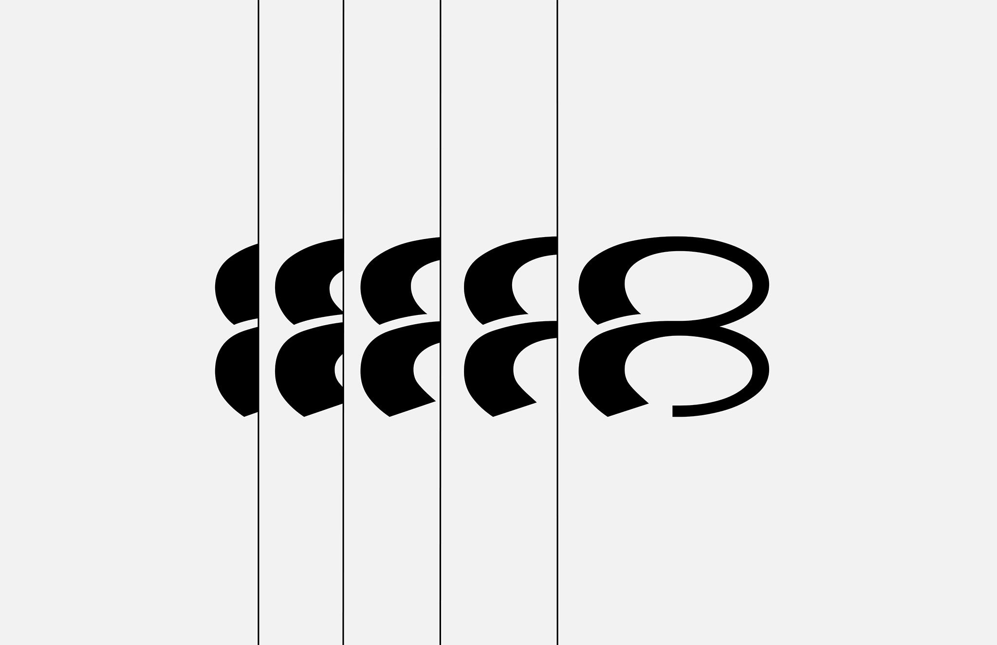 Wabla Typeface B Variation