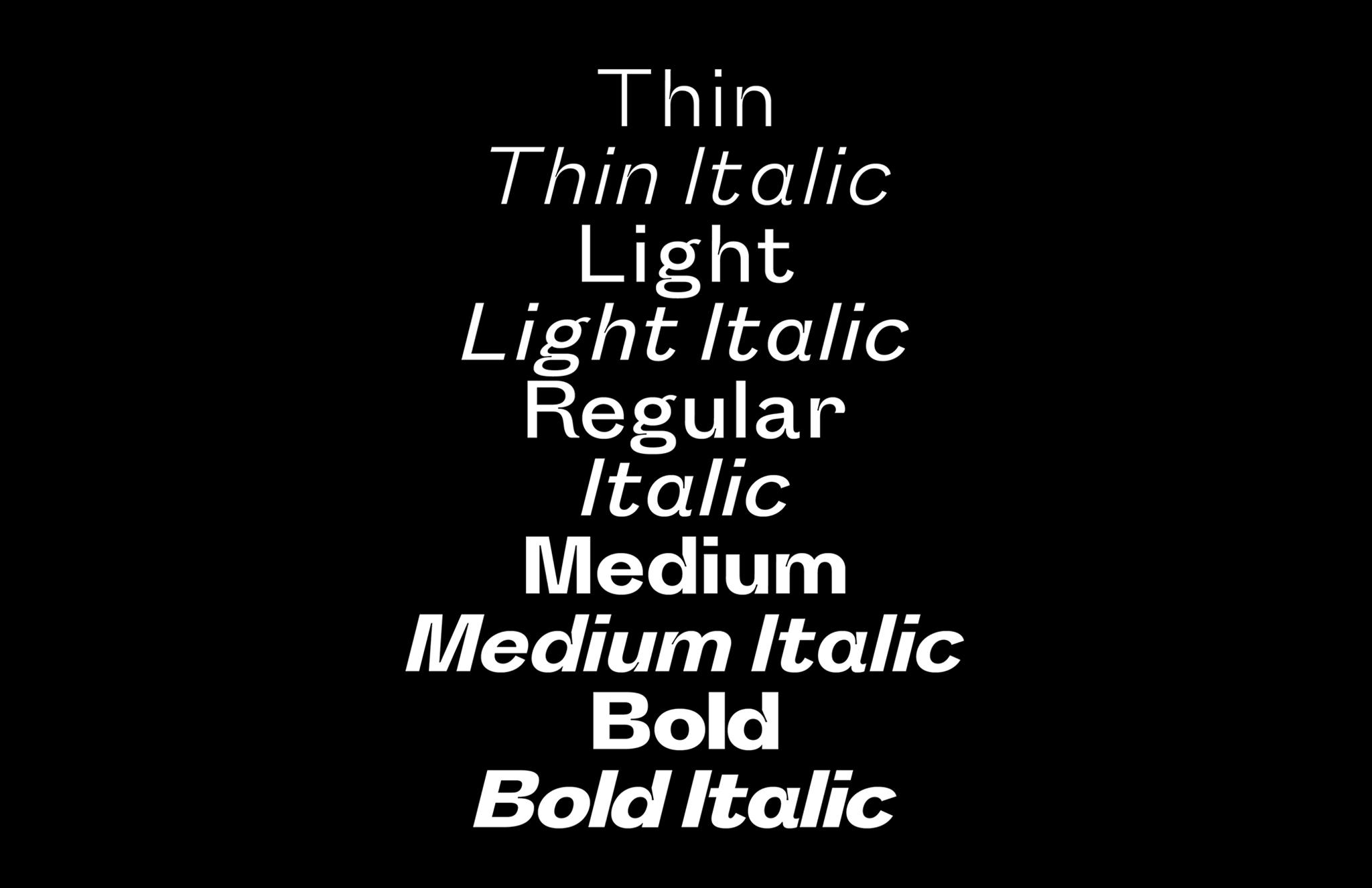 Melange V2.0 & Italic