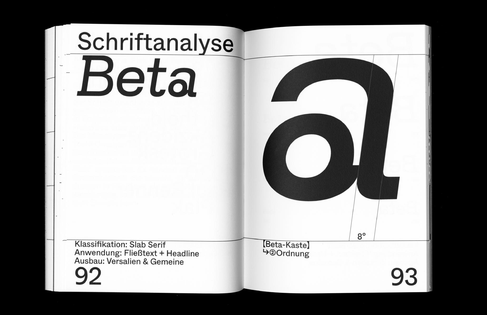 Alpha Epsilon Beta Font