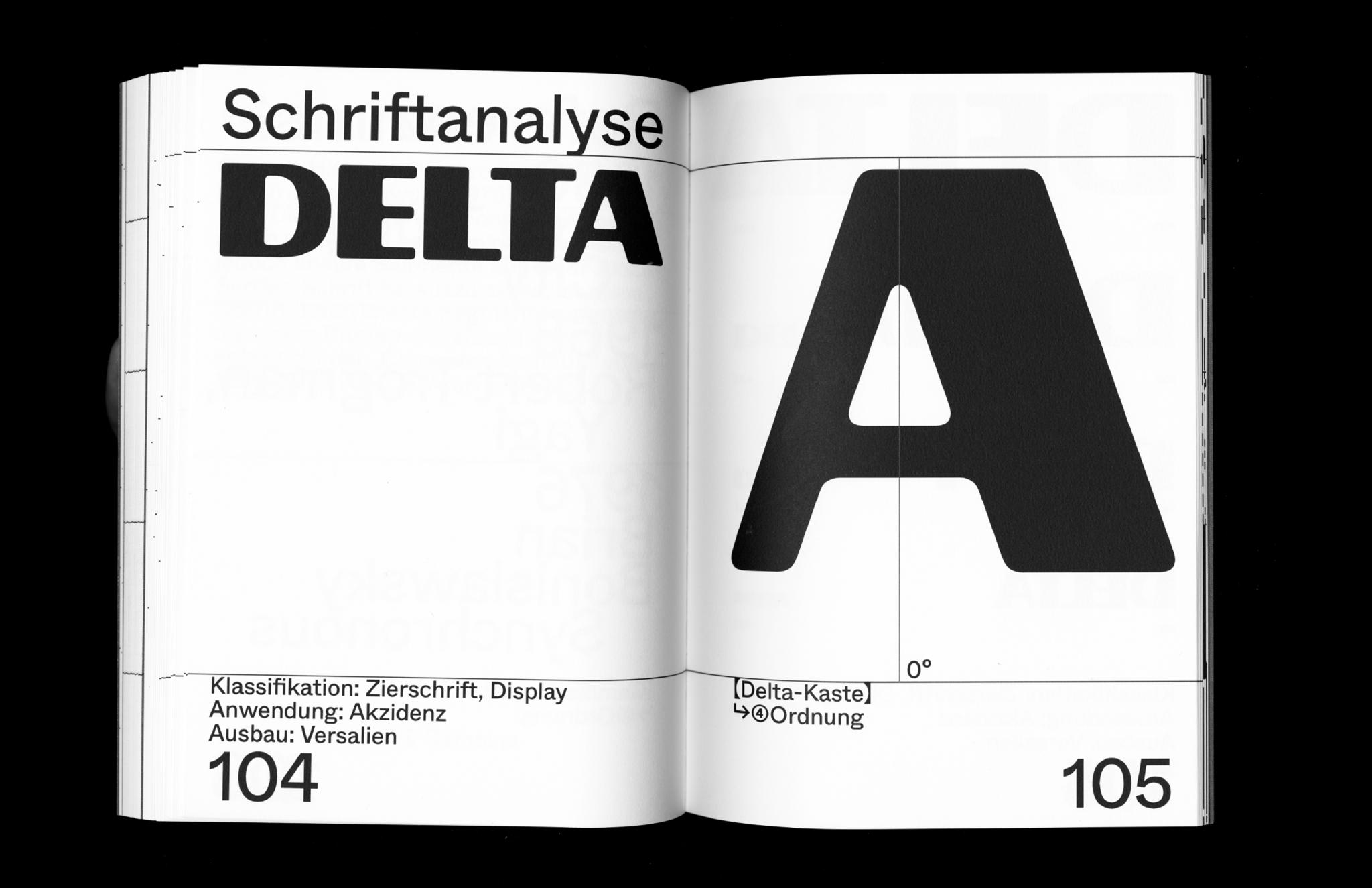 Alpha Epsilon Delta Font