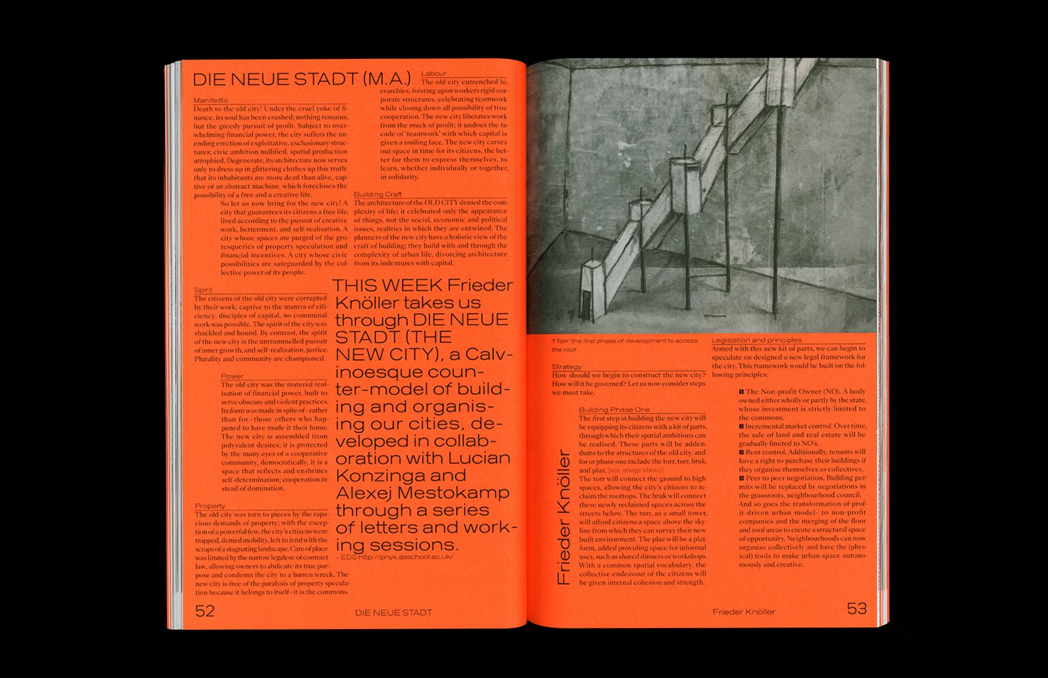 Protocol Nr.11 – Magazin für Architektur im Kontext Master
