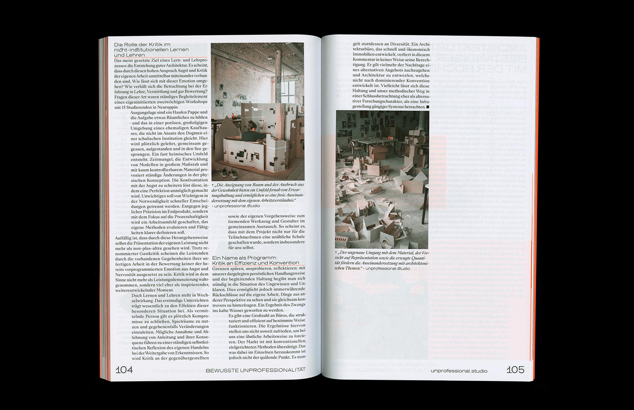 Protocol Nr.11 – Magazin für Architektur im Kontext Text and Photo