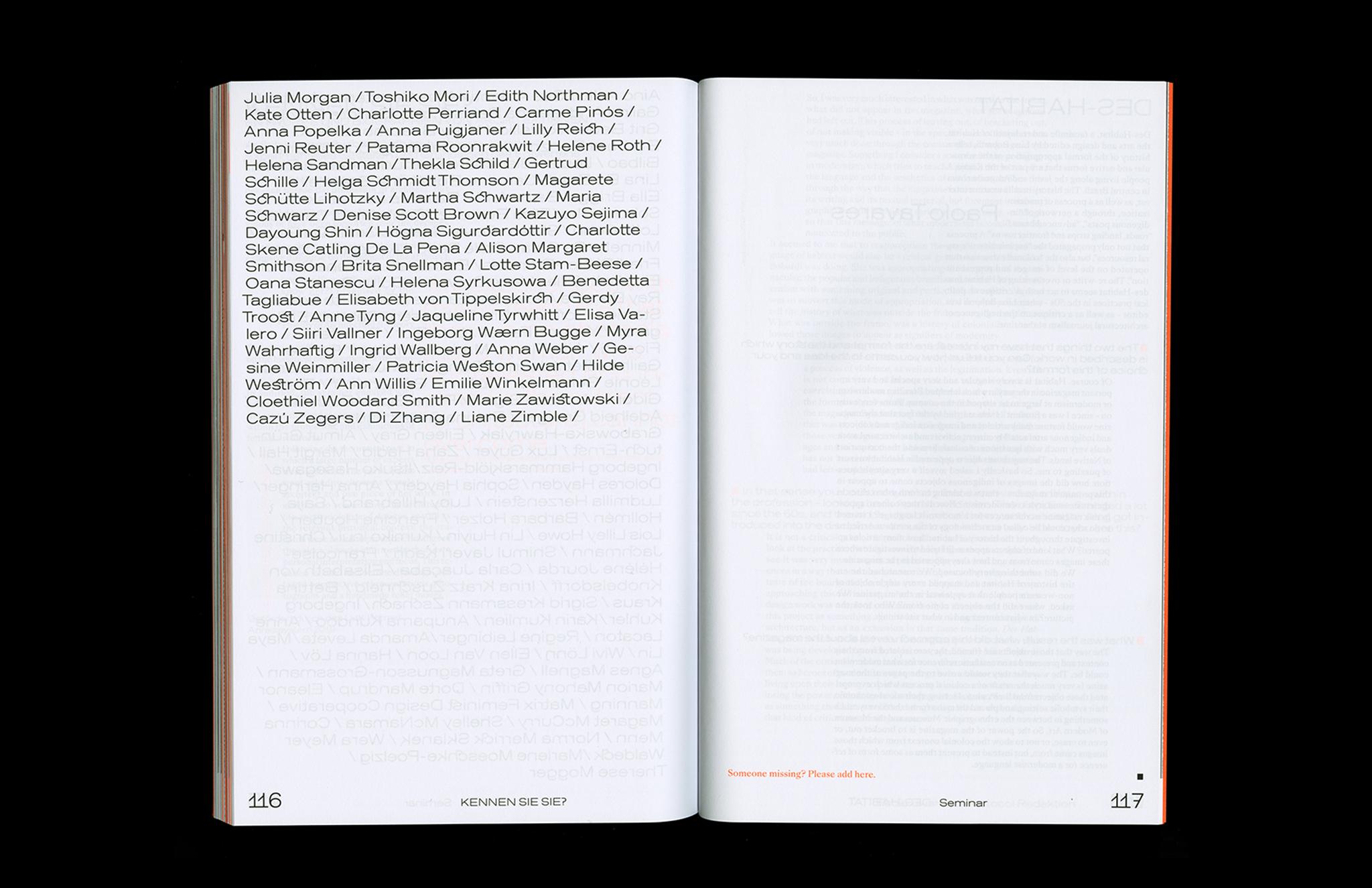 Protocol Nr.11 – Magazin für Architektur im Kontext Women