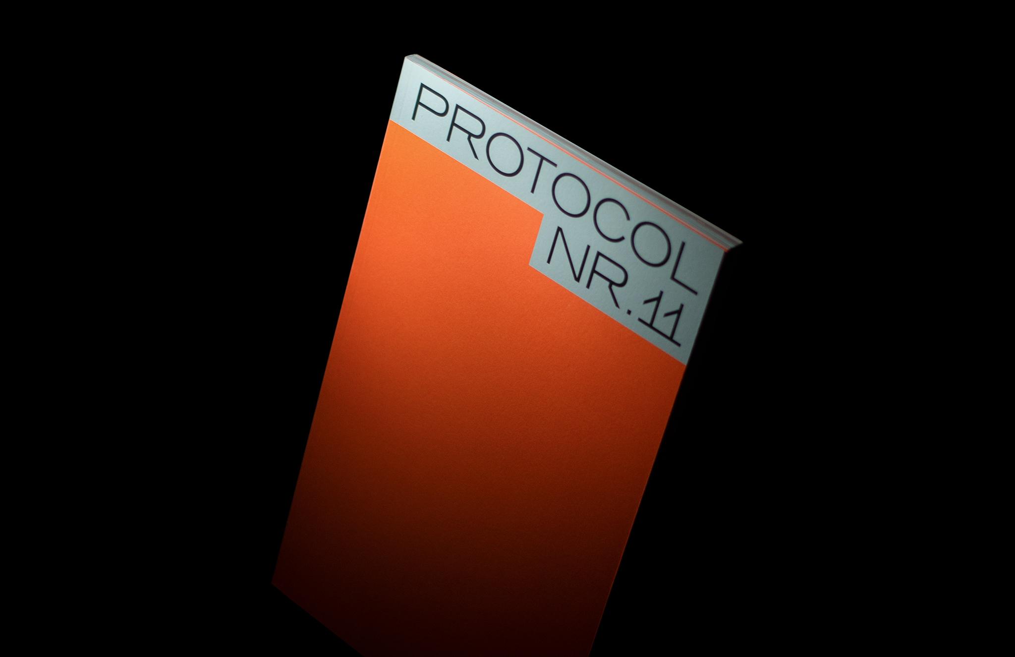 Protocol Nr.11 – Magazin für Architektur im Kontext Overview