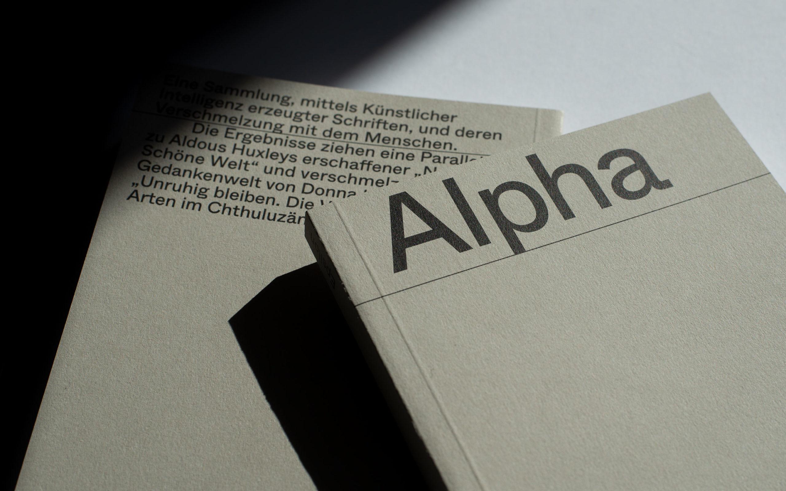 Alpha Epsilon Book