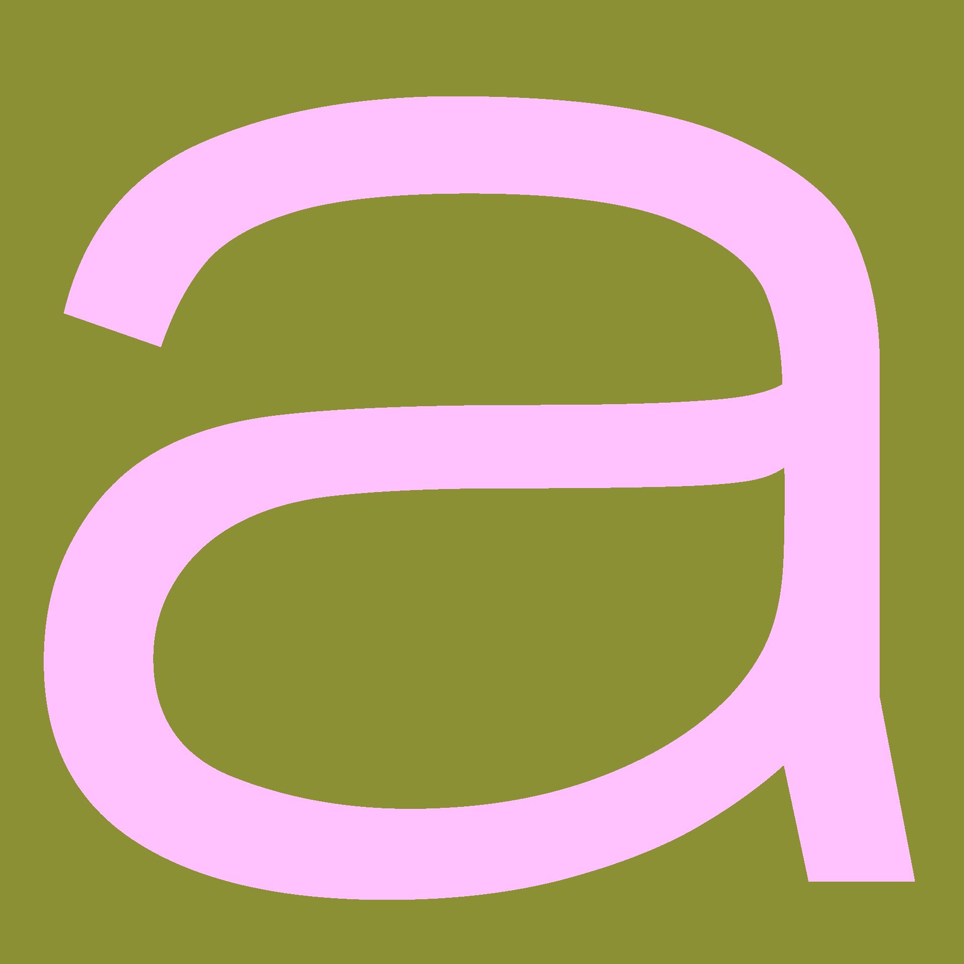 Kritik Typeface a